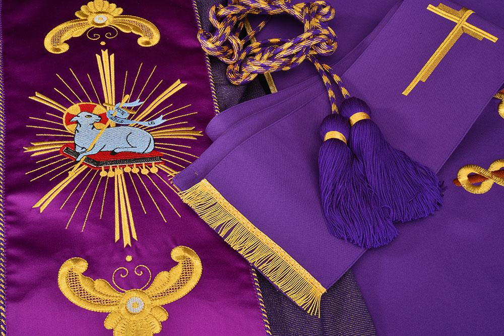 Les ornements liturgiques