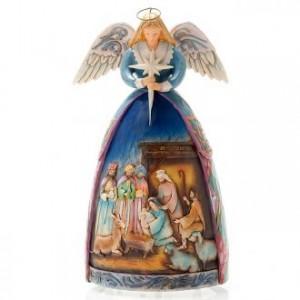 Ange de Noel carillon, A star shall guide us