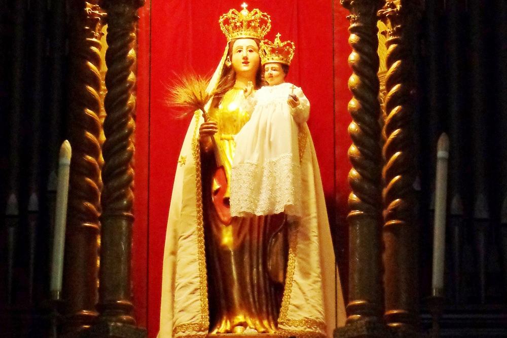 Notre-Dame, Mère de la Divine Providence