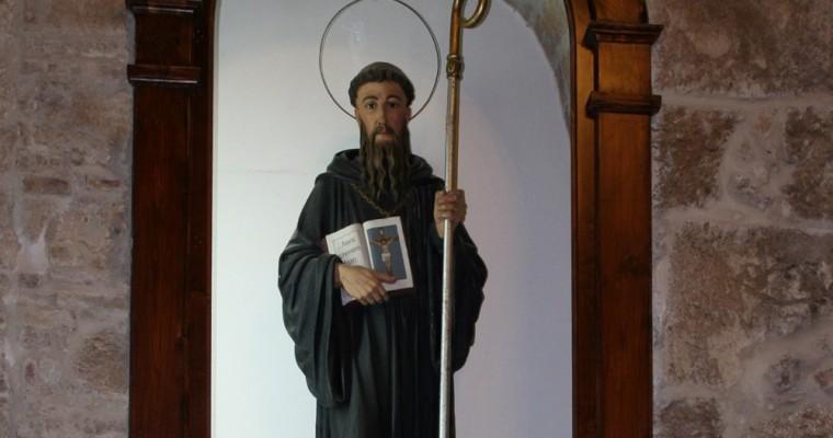 Saint Benoît de Nursie: saint patron de l'Europe