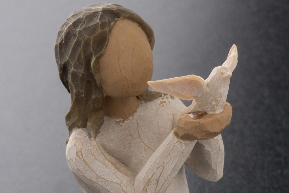 La colombe dans l'iconographie chrétienne