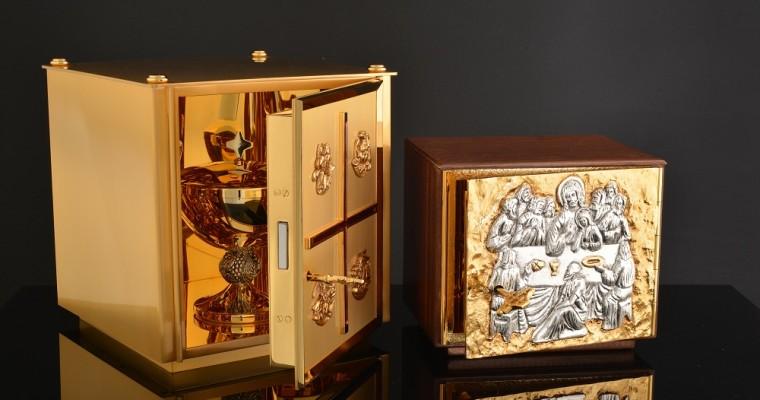 L'importance du tabernacle dans l'Église Catholique