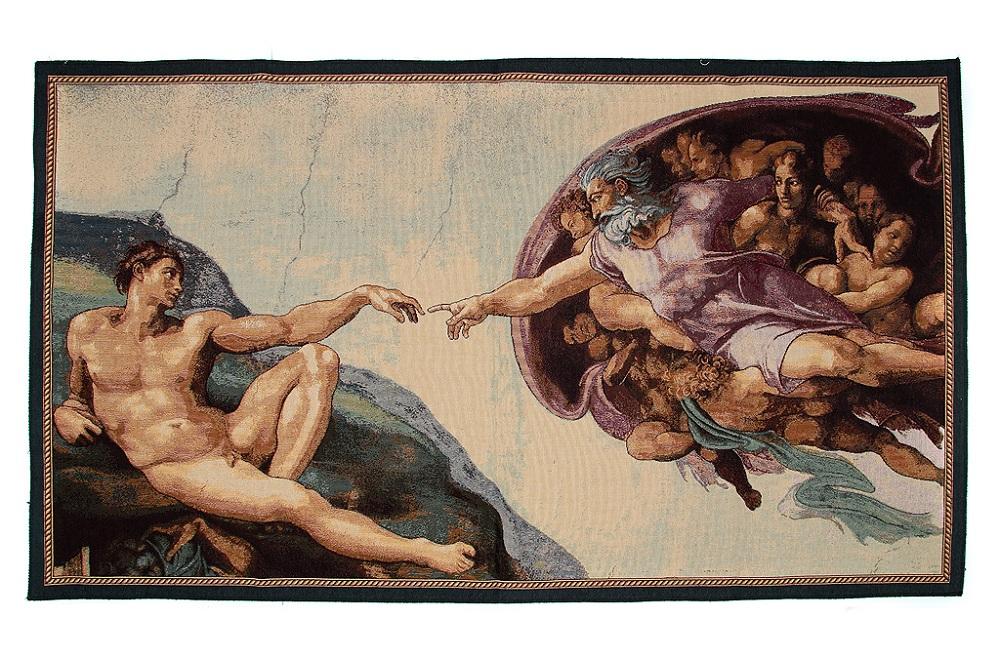 Le tapisserie: qu'est-ce que s'est et comment elles sont réalisées