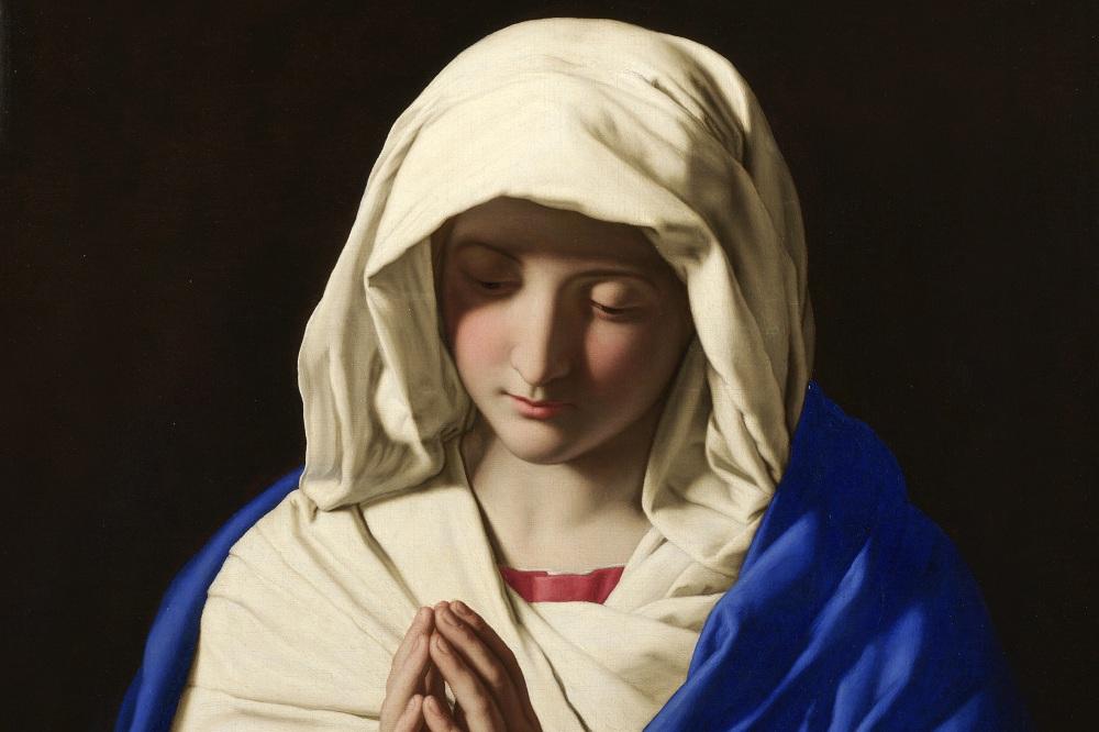 La figure de la Sainte Vierge dans les 4 évangiles