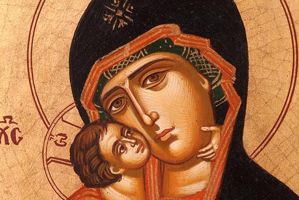 L'ancienne tradition des icônes grecques peintes
