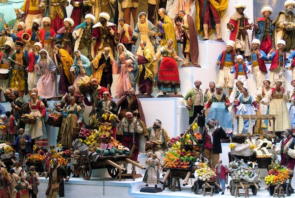 10 curiosités sur la Crèche de Noël