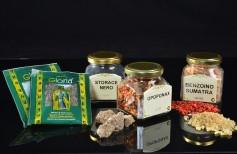 Diverses utilisations de l'encens