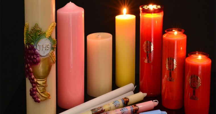 Bougies liturgiques : quand et pourquoi elles sont importantes