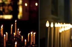 Bougies électriques : quand un culte perd son caractère sacré