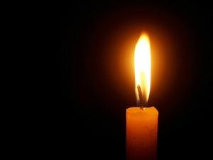 bougies à cire