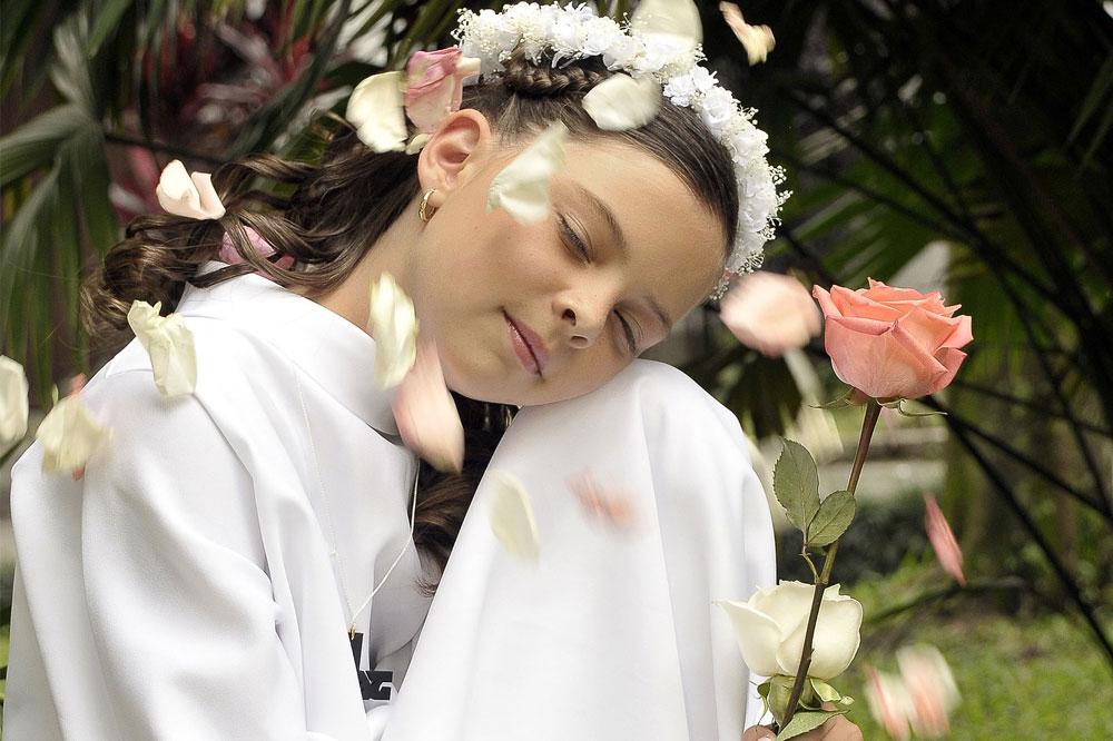 Première Communion : princes et princesses pour un jour, mais…