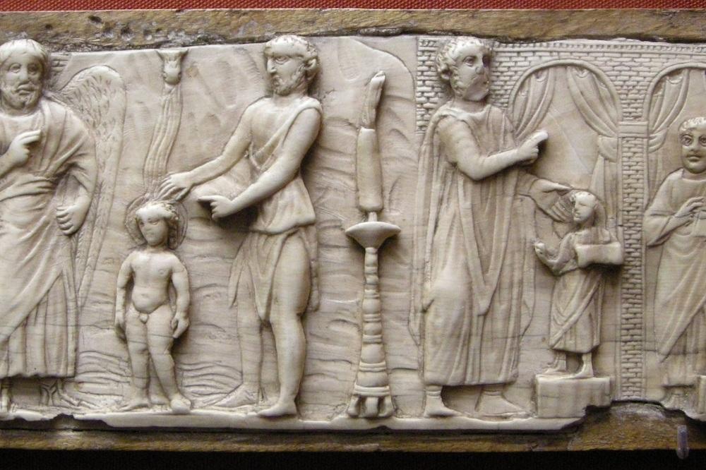 Les sept sacrements de la tradition chrétienne