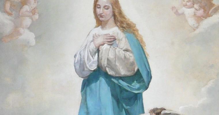 L'Immaculée Conception de la Vierge Marie