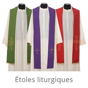 Estoles liturgiques