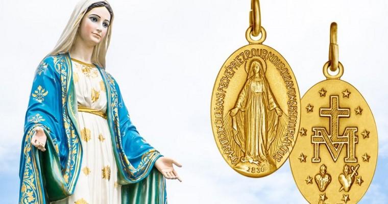 L'histoire de la Médaille Miraculeuse : des apparitions à la neuvaine