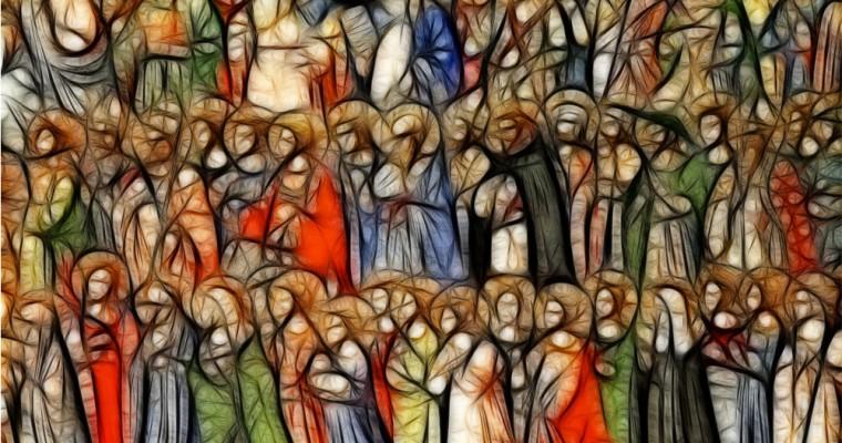 Les saints et les saintes qui ont changé le monde