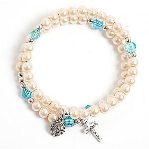 Bracelets chapelet à ressort