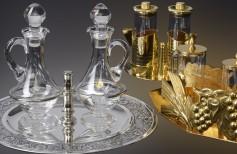 Burettes pour eau et vin : des petits vases au contenu si précieux
