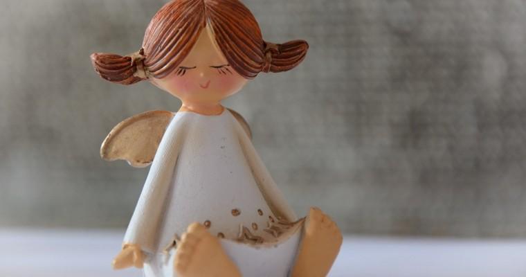 Il y a un ange gardien dans la chambre de votre enfant