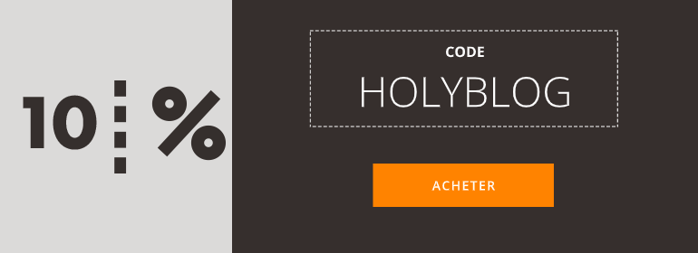Coupon Holyart.fr