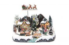 Les villages de Noël miniatures de Holyart