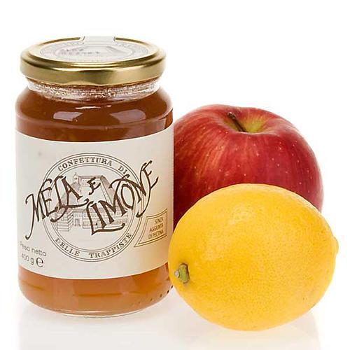 confiture-pommes-citron-400gr-trappistines-vitorchiano