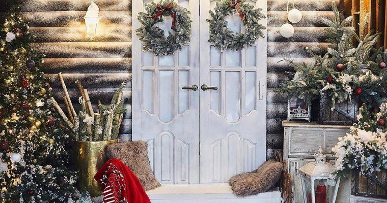 10 idées pour décorer ton jardin pendant les fêtes de Noël