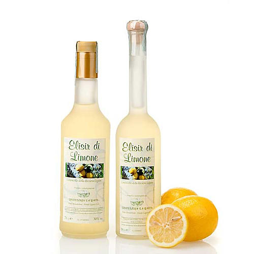 liqueur elixir citron