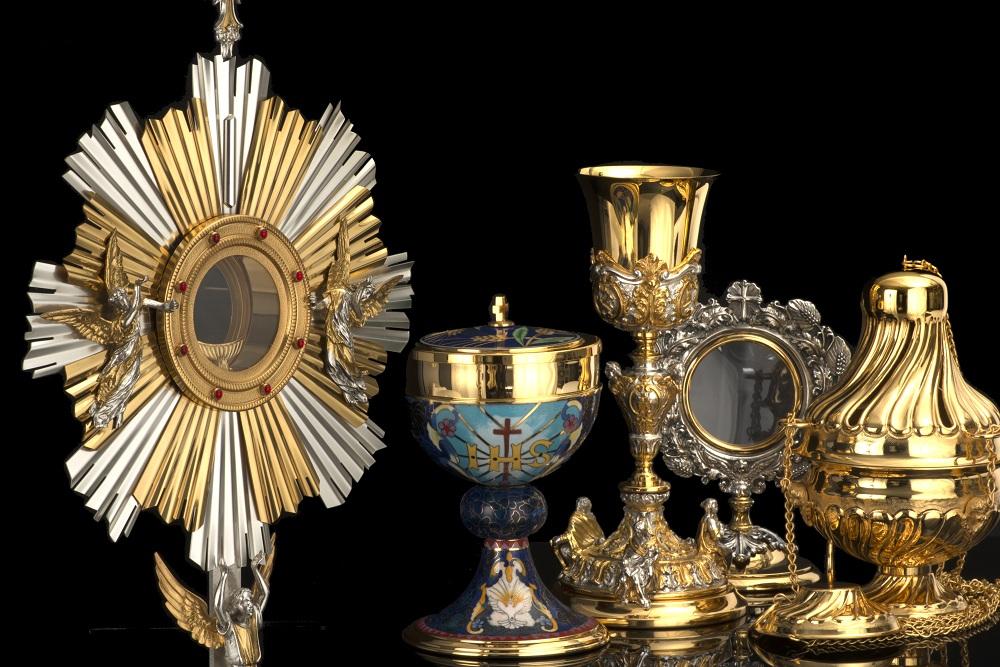 Objets liturgiques