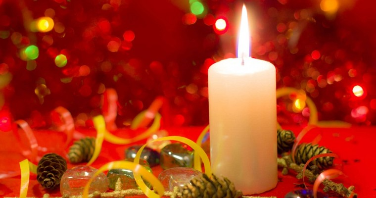 Bougies de Noël : le parfum de Noël chez vous