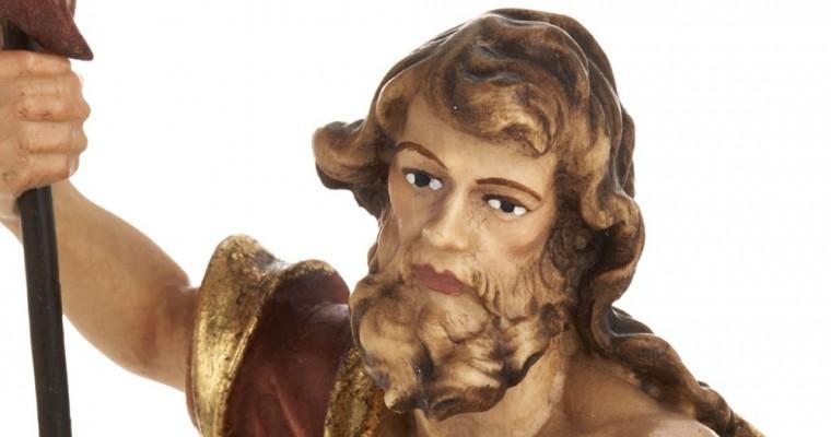 L'histoire de Jean le Baptiste