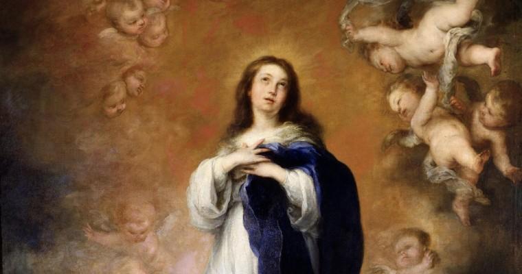 La Vierge immaculée comme symbole e la Rédemption